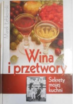 Wina i przetwory
