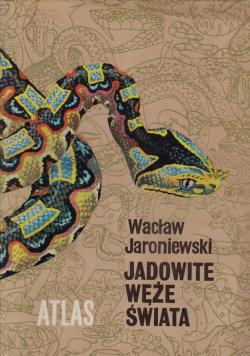 Jadowite Węże Świata Atlas