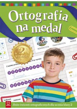 Ortografia na medal kl. 2