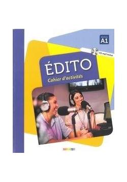 Edito, poziom A1. Ćwiczenia + CD