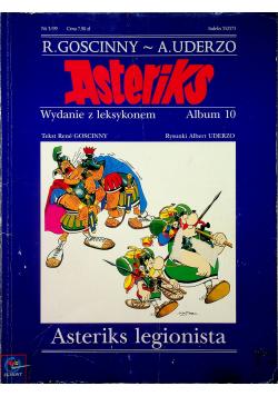 Asteriks legionista album 10