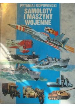 Pytania i odpowiedzi Samoloty i maszyny wojenne