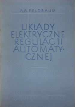 Układy elektryczne regulacji automatycznej