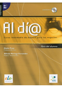 Al dia intermedio Libro del alumno + CD audio