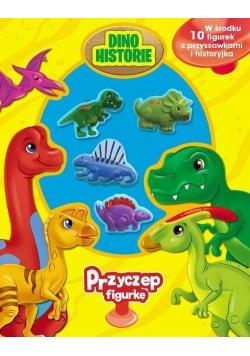 Przyczep figurkę Dinozaury