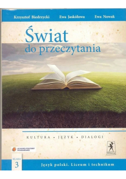 Świat do przeczytania 3