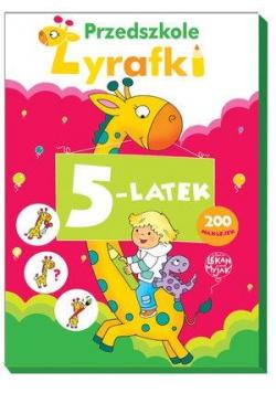 Przedszkole Żyrafki. 5-latek