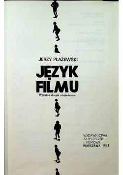 Język filmu