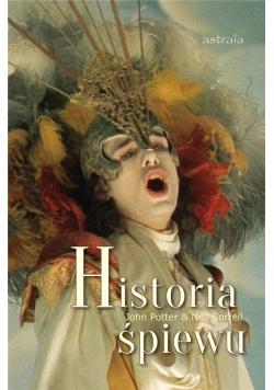 Historia śpiewu