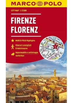 MARCO POLO City Map Florenz 1:12 000