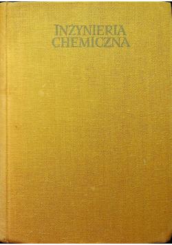Inżynieria chemiczna Podstawy Inżynierii Rekcji Chemicznej