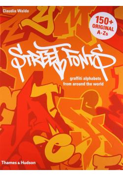 Street Fonts graffiti alphabets from around the world
