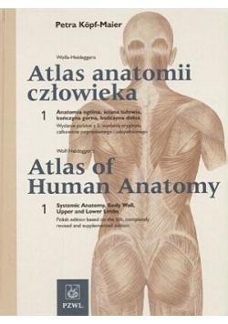 Atlas anatomii człowieka 1