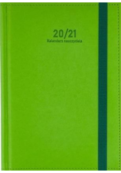Kalendarz Nauczyciela A5 2020/2021 Nebraska seled.