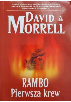 Rambo Pierwsza krew