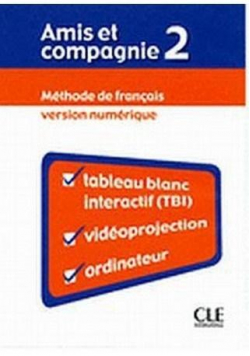 Amis et compagnie 2 materialy do tablicy interakty