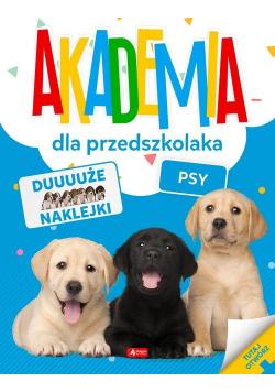 Akademia dla przedszkolaka Psy
