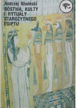 Bóstwa kulty i rytuały starożytnego Egiptu
