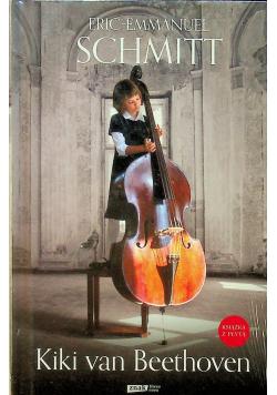 Kiki van Beethoven plus płyta CD