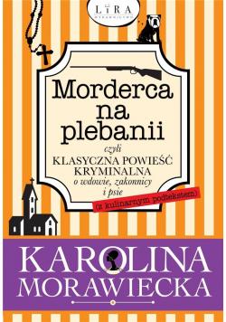 Morderca na plebanii, czyli klasyczna powieść...