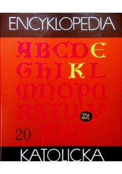 Encyklopedia Katolicka Tom XX