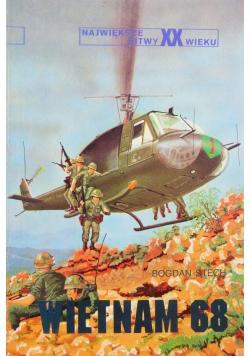 Największe bitwy XX wieku Wietnam 68 Tom 3