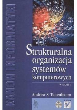 Strukturalna organizacja systemów komputerowych + CD