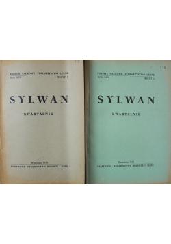 Sylwan Rok XCV Zeszyt 1 i 2