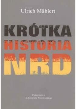 Krótka Historia NRD