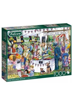 Puzzle 1000 Falcon Festiwal zdrowej żywności G3