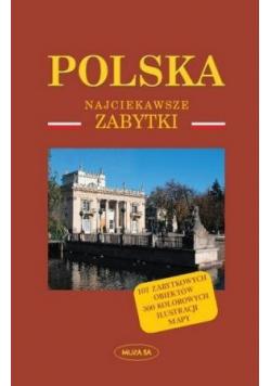 Polska Najciekawsze zabytki
