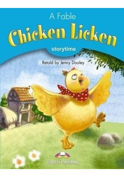 Chicken Licken Level 1