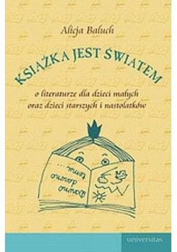 Książka jest światem