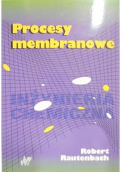 Procesy membranowe