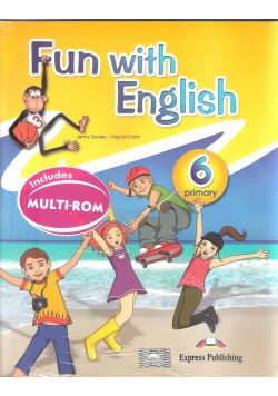 Fun with English 6 PB+Multi-ROM Express Publishing