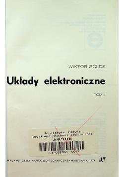 Układy elektroniczne tom II