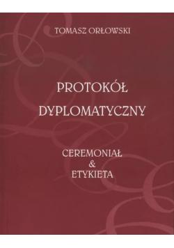 Protokól Dyplomatyczny Ceremoniał i Etykieta