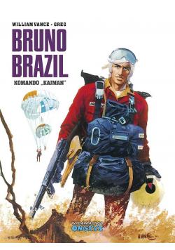 Bruno Brazil. Komando Kajman