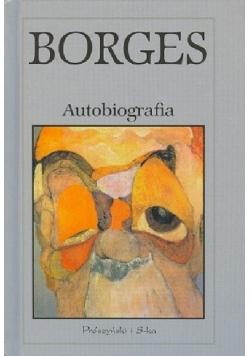 Borges Autobiografia wersja kieszonkowa