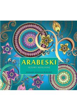 Arabeski. Wzory roślinne