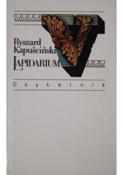 Lapidarium V