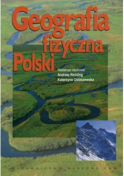 Geografia fizyczna Polski