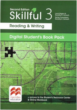 Skillful 2nd ed. 3 Reading&Writing SB Premium