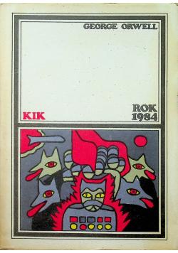 Kik rok 1984
