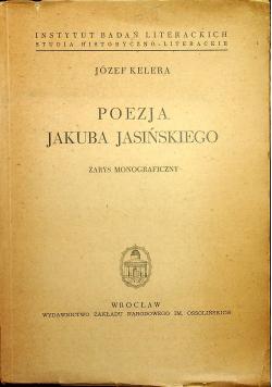 Poezja Jakuba Jasińskiego