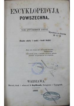 Encyklopedia powszechna Tom 22 1866 r