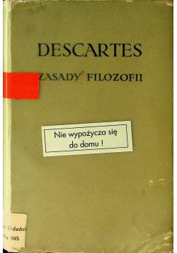 Zasady Filozofii