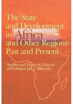 The state and development in Africa and other regions past and present