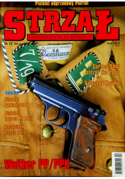 Strzał magazyn o broni nr 12 grudzień 2006
