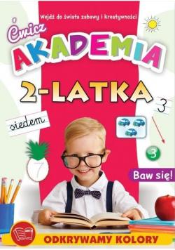 Ćwicz Akademia 2-latka